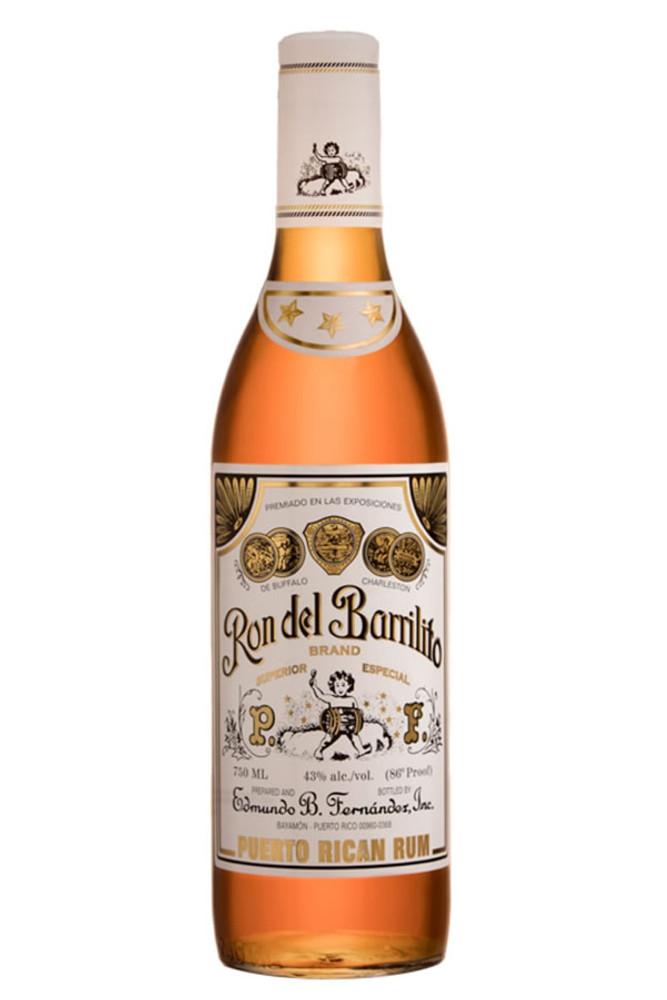 Ron de Barrilito 3 Star Rum
