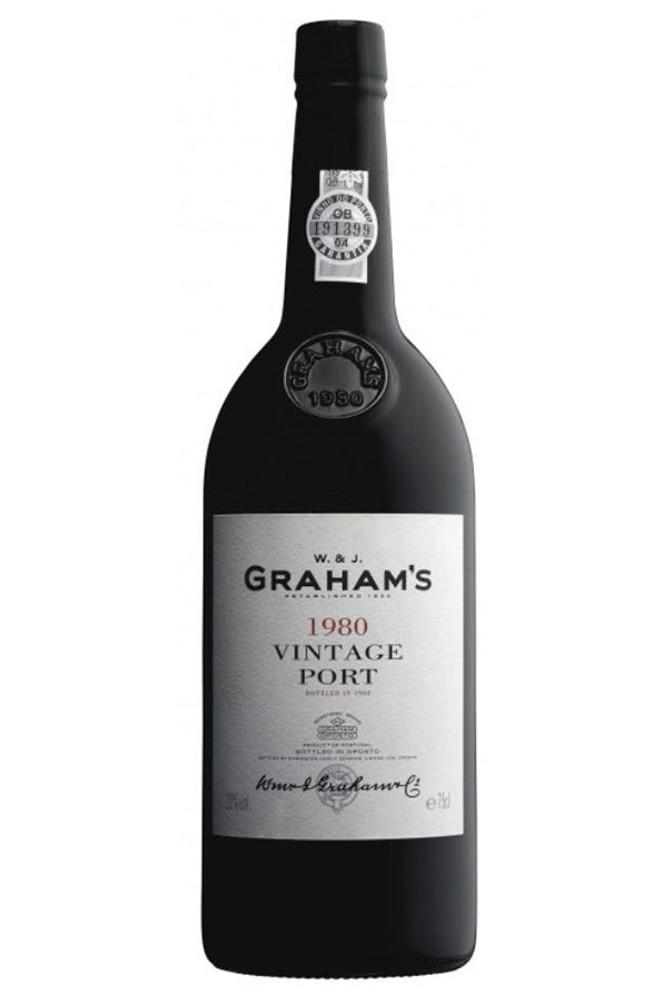 Graham's Vintage Port 1980
