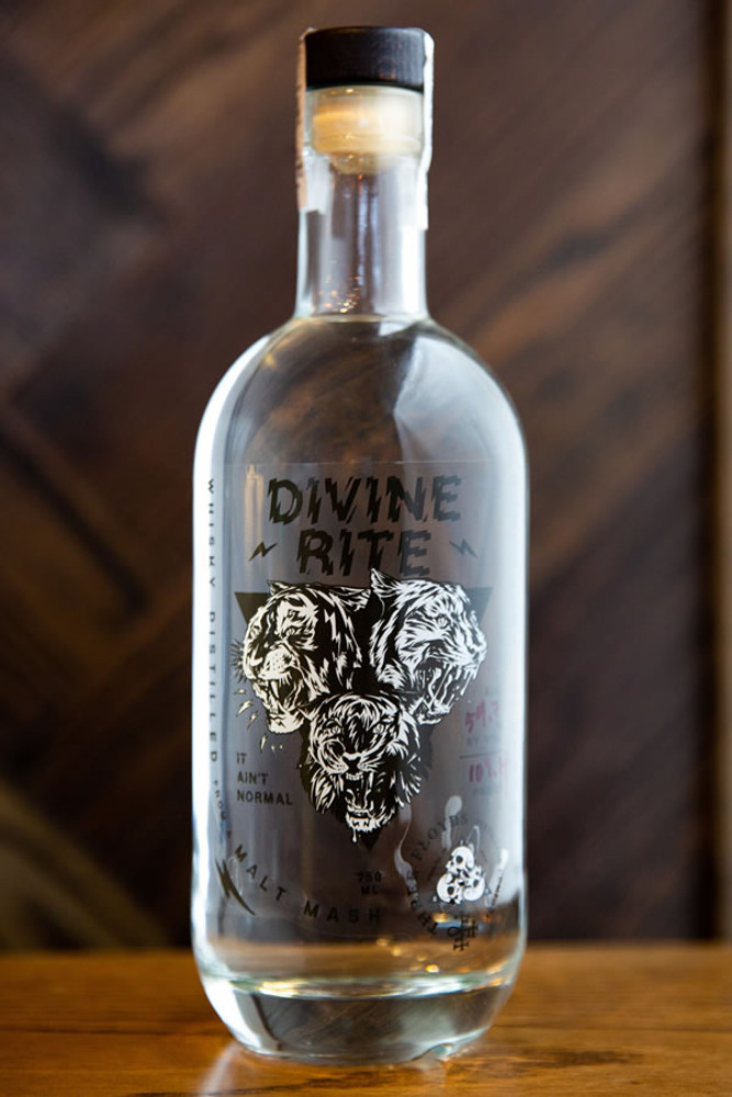3 Floyds Divine Rite White Whiskey
