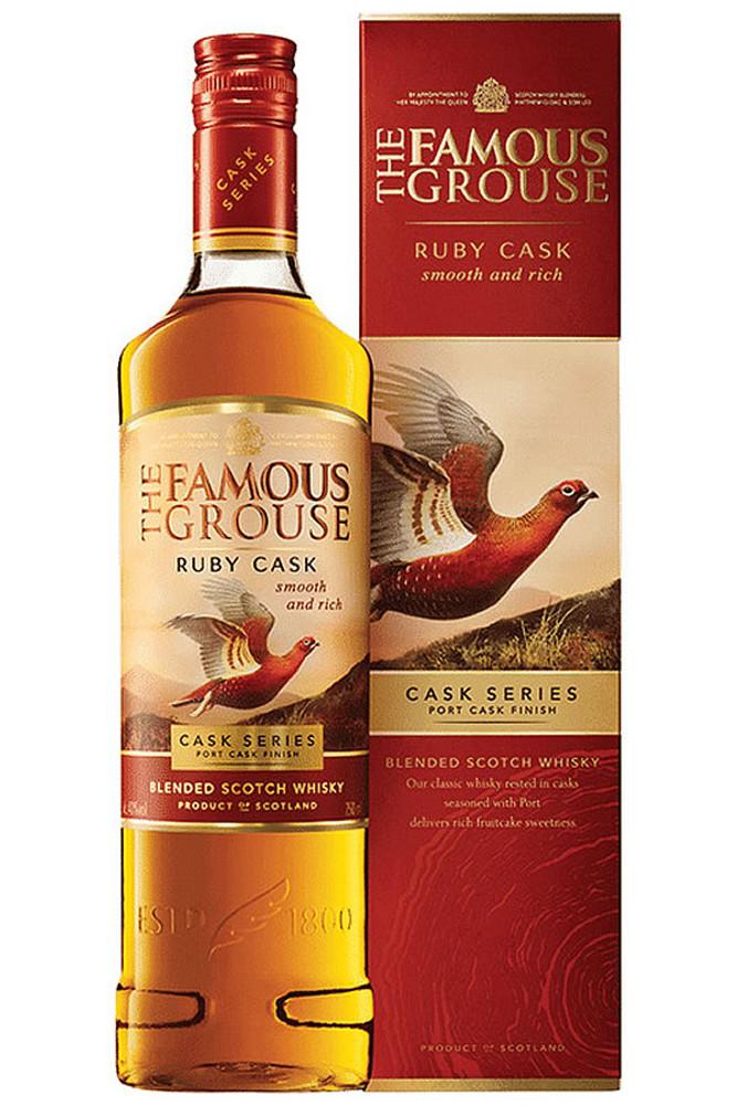 Famous Grouse Ruby Cask Scotch