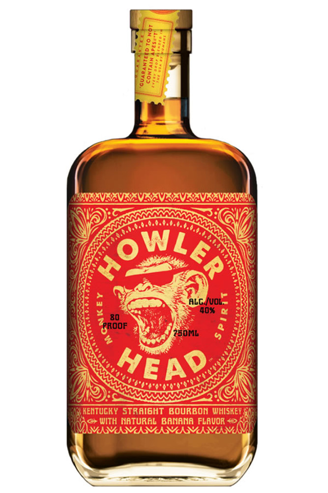 Howler Head Banana Infused Bourbon