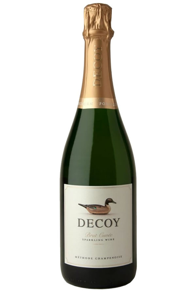 Decoy Brut Cuvee Sparkling Wine