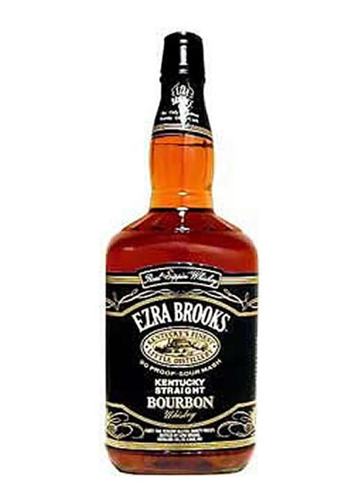 Ezra Brooks 80 Proof