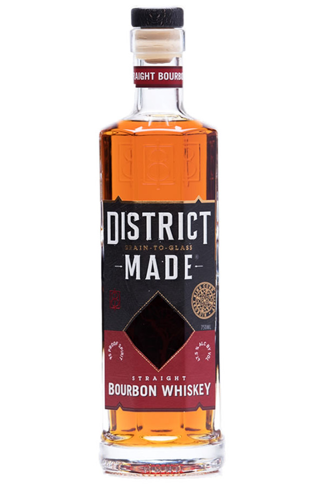 One Eight District Made Bourbon