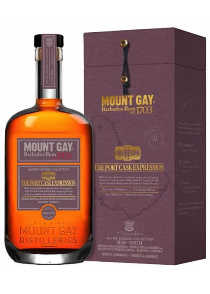 Mount Gay Master Blender Collection Port Cask Expression