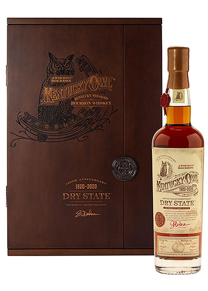 Kentucky Owl Dry State Bourbon