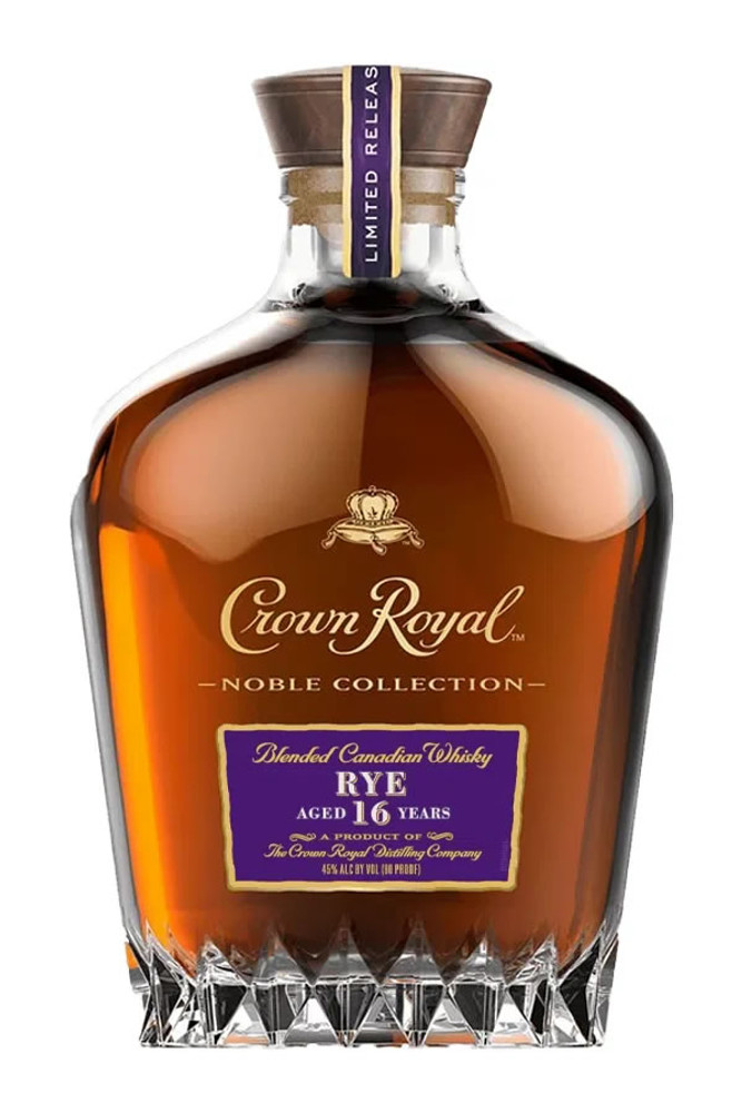 Crown Royal Noble Collection Rye 16 Year