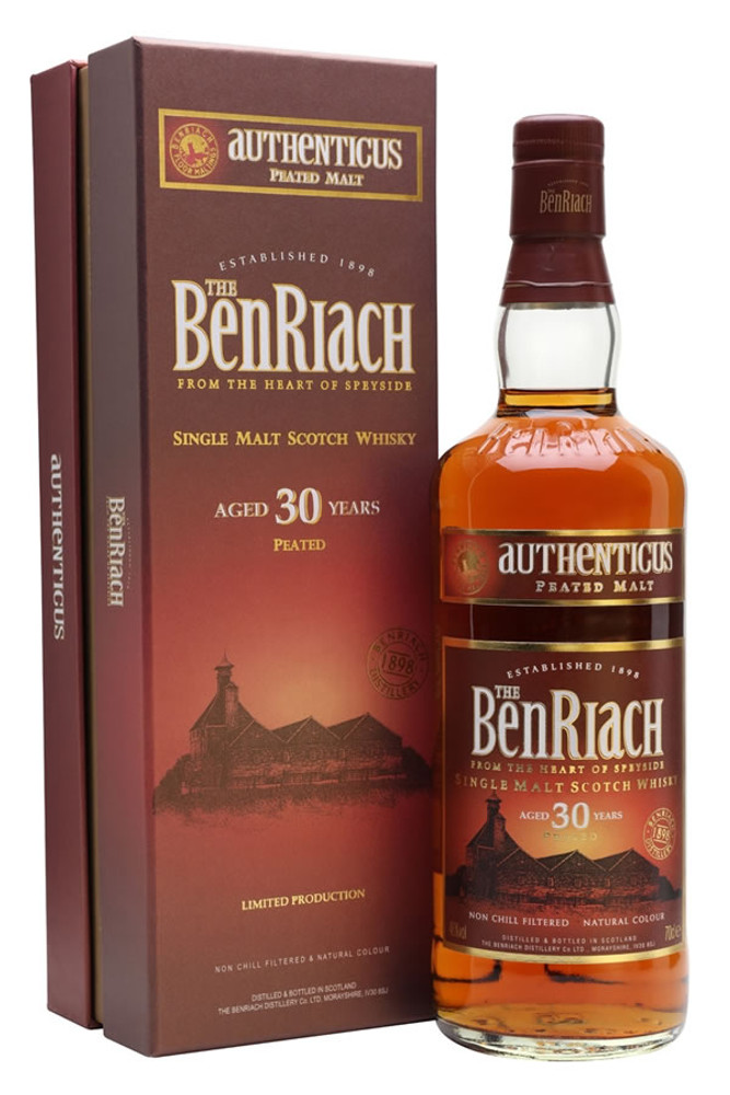 Benriach 30 Year Authenticus
