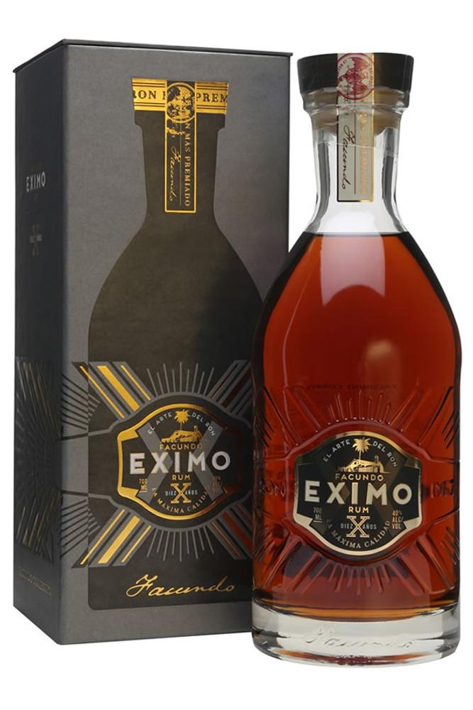 Facundo Eximo 10 Year Rum