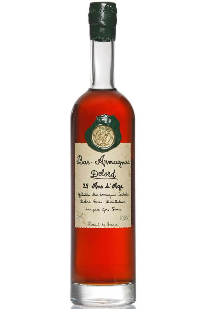 Delord 25 Year Armagnac