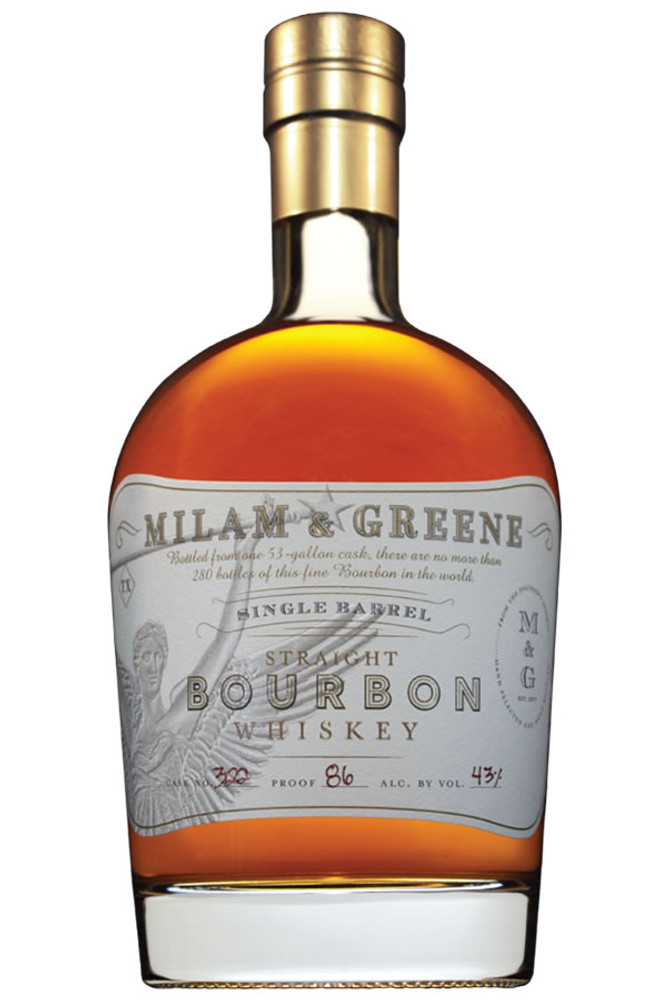 Milam & Greene Single Barrel Bourbon