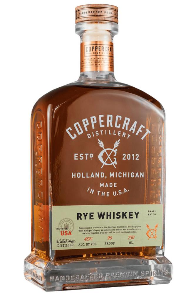Coppercraft Distillery Rye