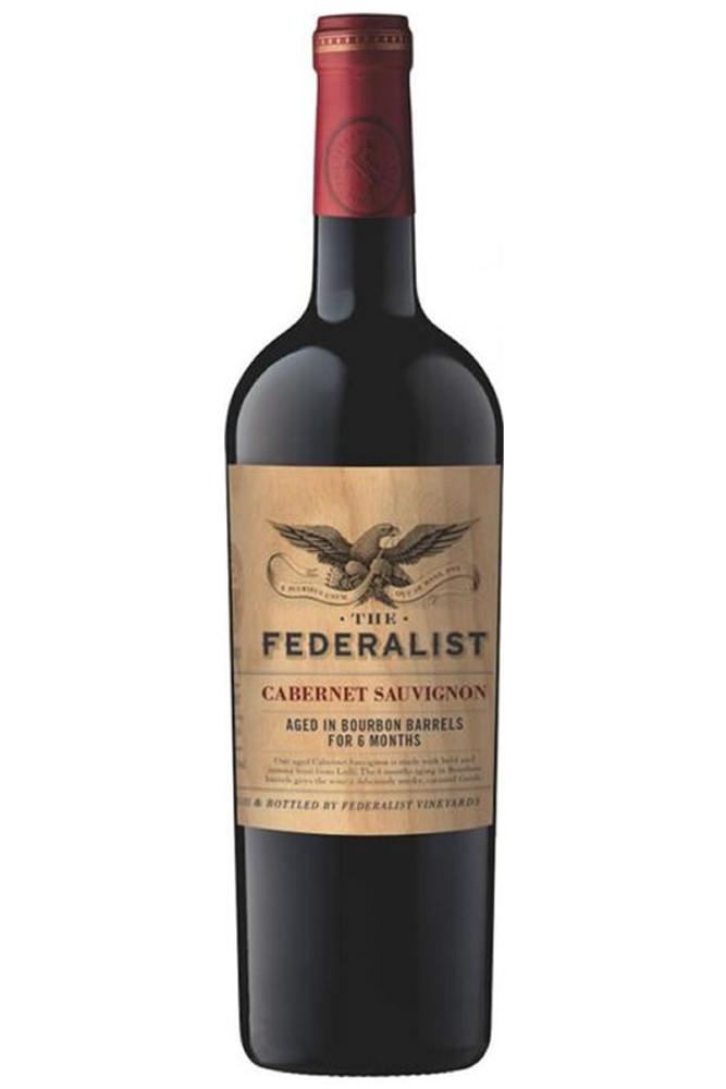 Federalist Cabernet Sauvignon Bourbon Barrel Aged