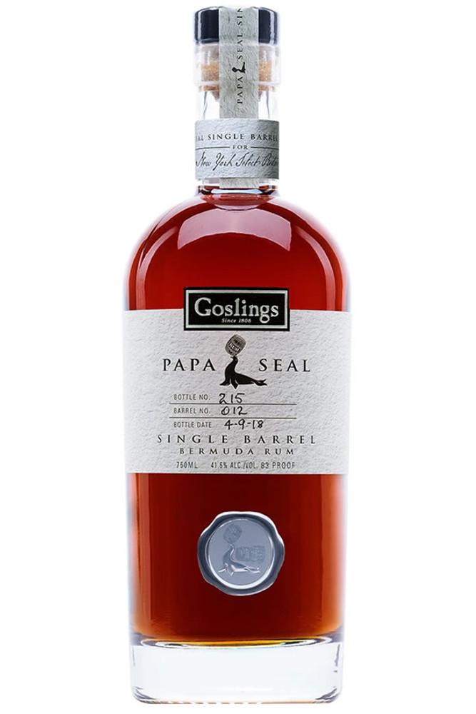 Goslings Papa Seal Single Barrel Rum