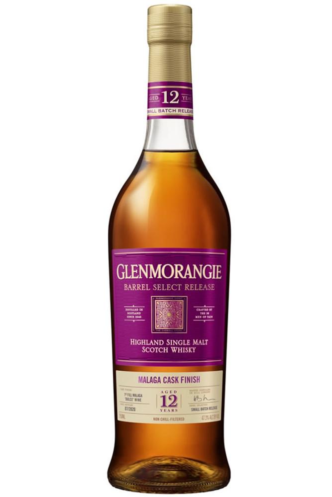 Glenmorangie Barrel Select Reserve 12 Year Malaga Cask