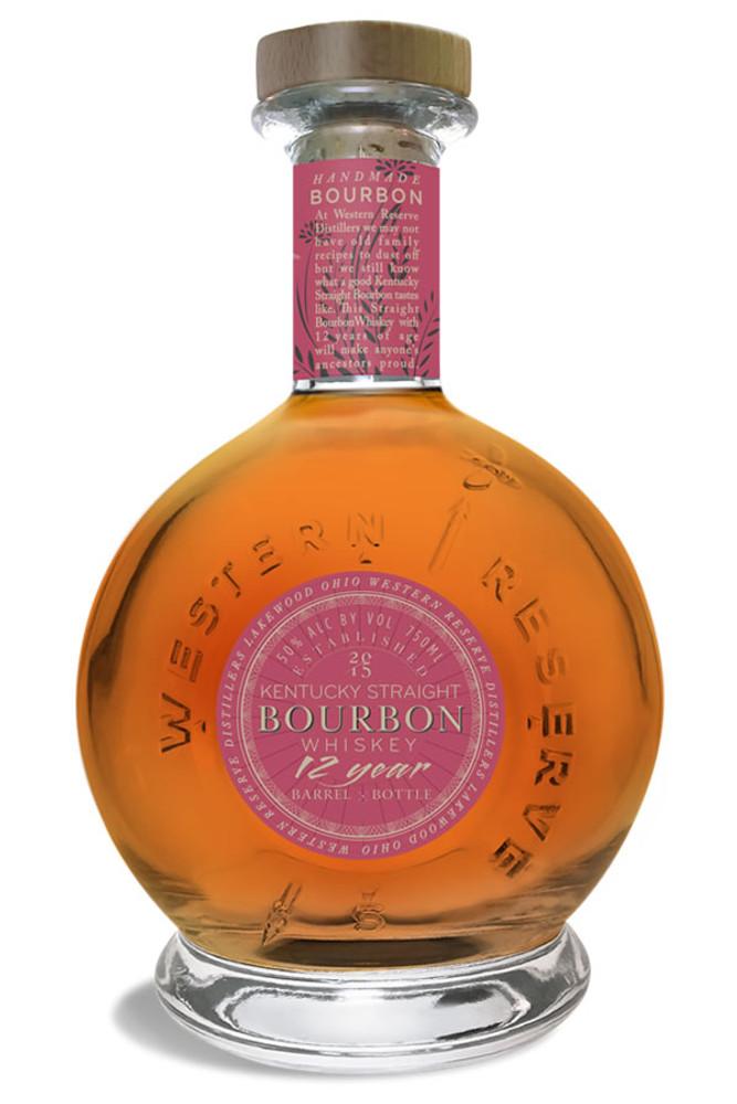 Western Reserve 12 Year Bourbon