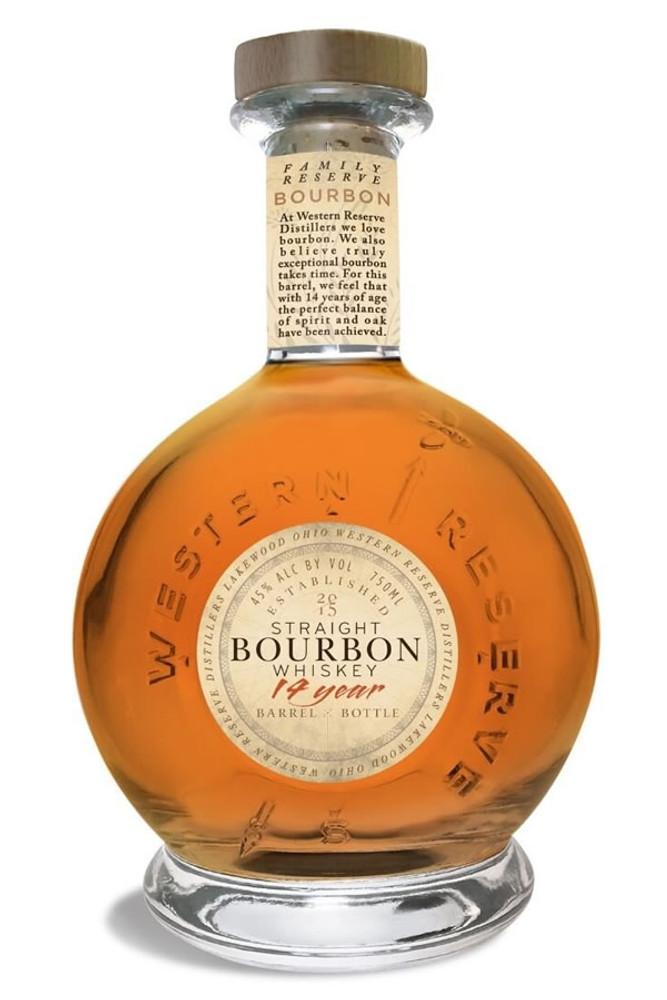 Western Reserve 14 Year Bourbon