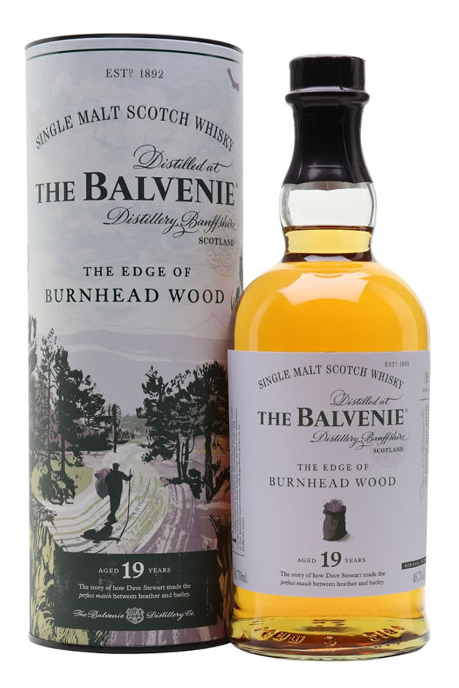 Balvenie 19 Year The Edge Of Burnhead Wood