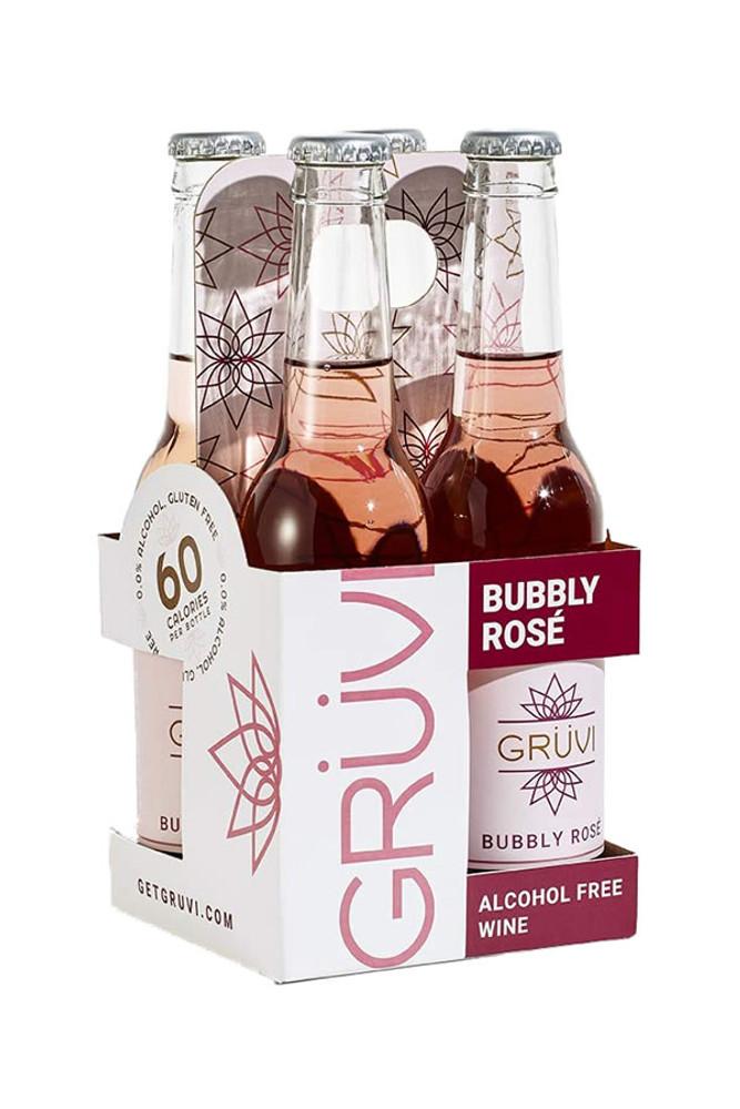 Gruvi Non Alcoholic Bubbly Rose