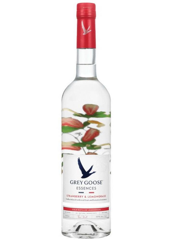 Grey Goose Essences Strawberry & Lemongrass