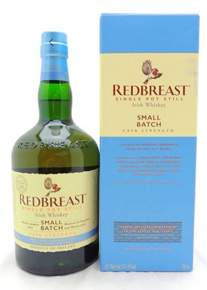 Redbreast Irish Small Batch Cask Strength
