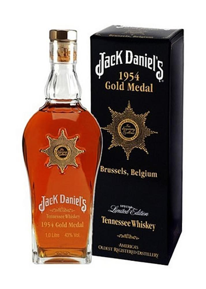 Jack Daniels Gold Medal 1954
