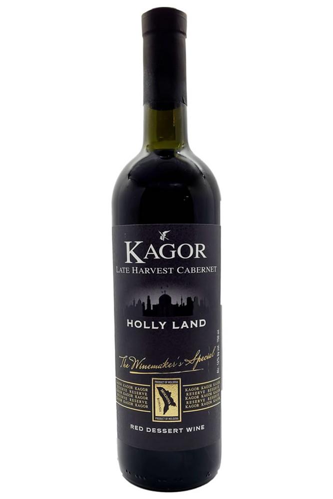 Kagor Holly Land Late Harvest Cabernet