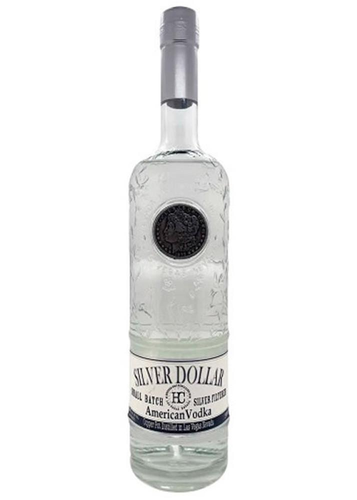 Smoke Wagon Silver Dollar Vodka