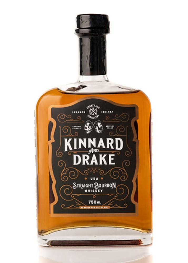 Kinnard And Drake Straight Bourbon