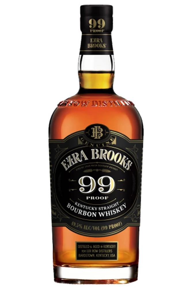 Ezra Brooks 99 Proof Bourbon