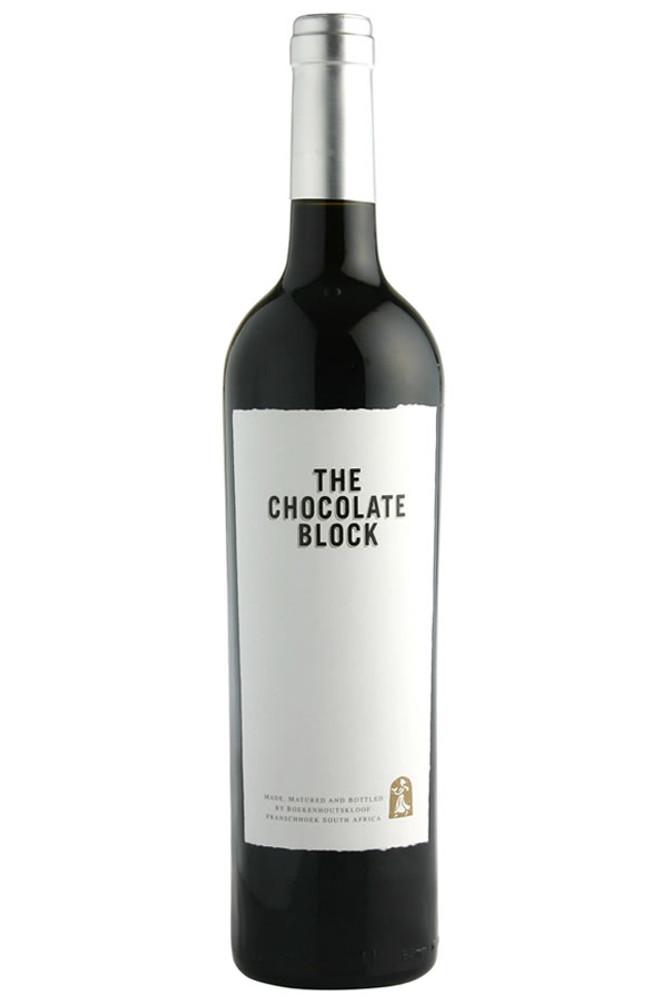 Boekenhoutskloof Chocolate Block