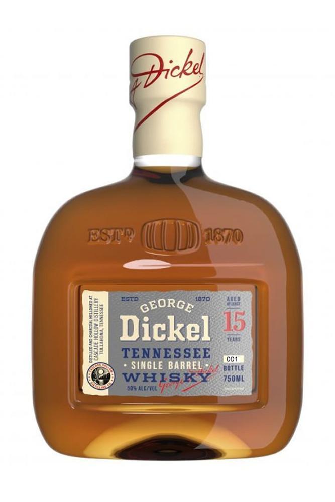 George Dickel 15 Year Whiskey