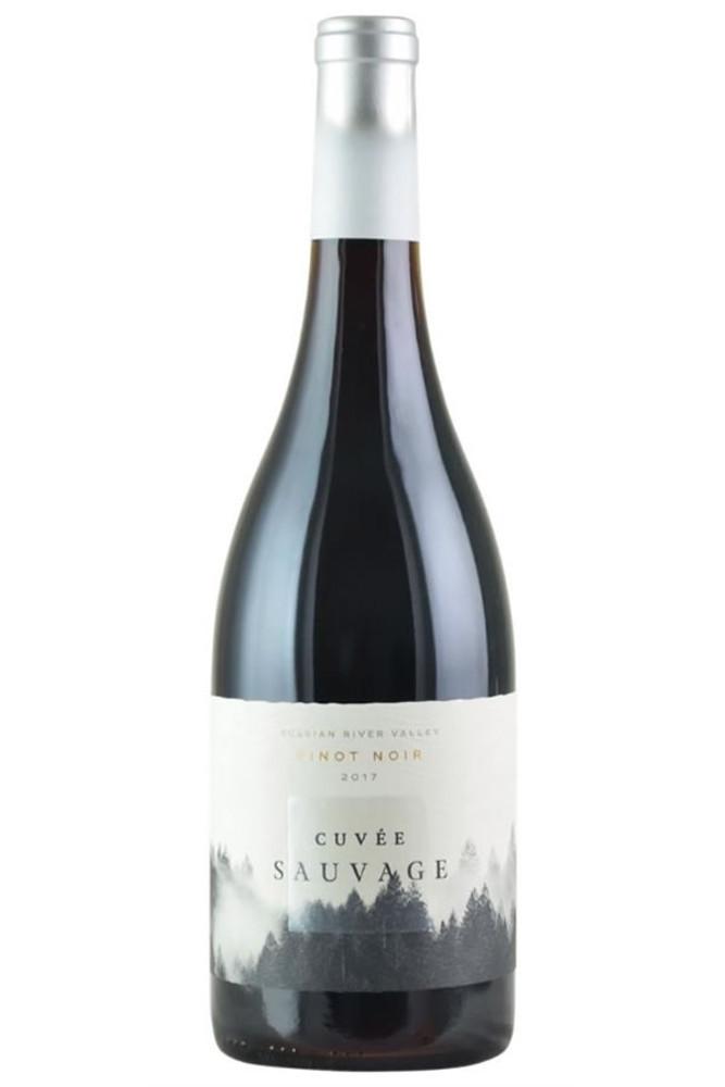 Cuvee Sauvage Pinot Noir 2017