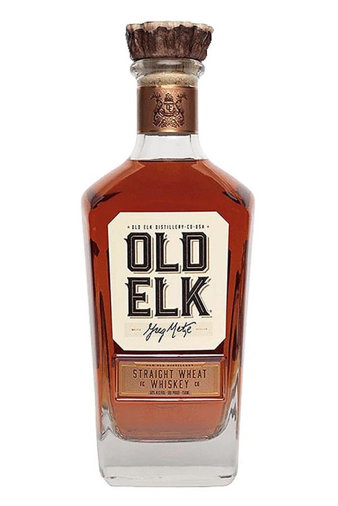 Old Elk Wheat Whiskey