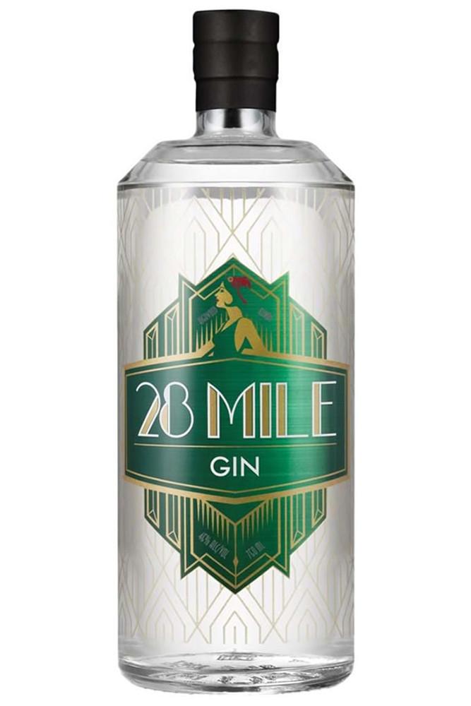 28 Mile Gin