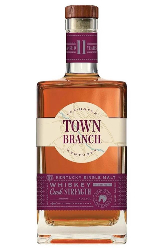 Town Branch Single Malt 11 Yr Cask Strength