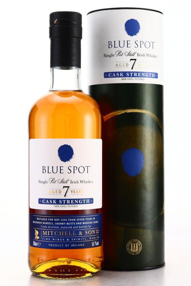 Blue Spot Cask Strength 7 Year