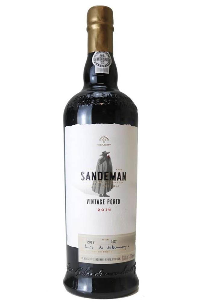 Sandeman Vintage Port 2016