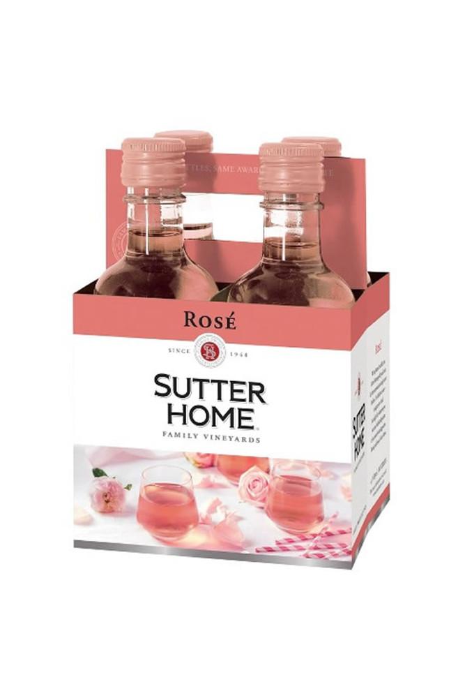 Sutter Home Rose