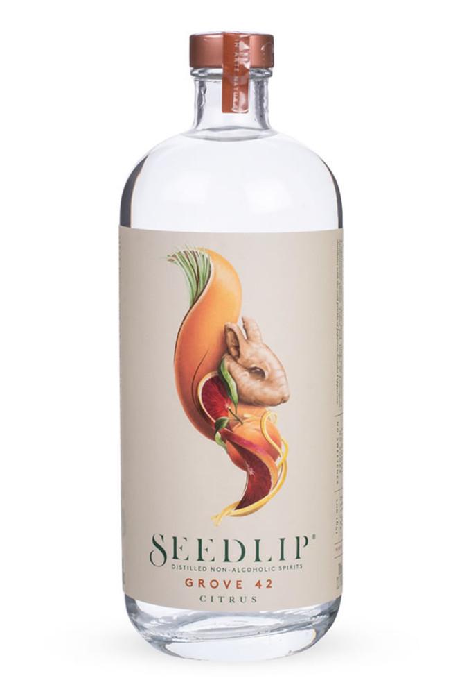 Seedlip Grove 42 Citrus Non-Alcoholic Spirit
