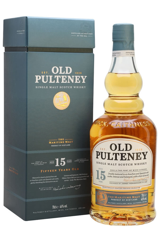 Old Pulteney 15 Year