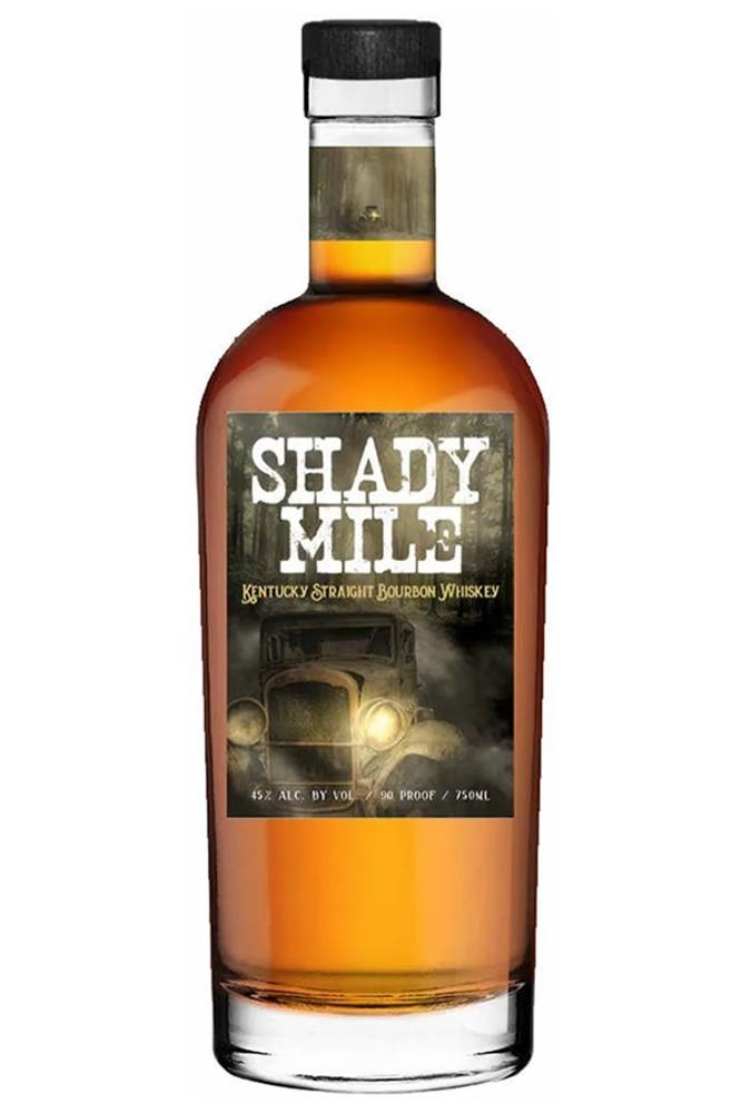 Shady Mile Bourbon