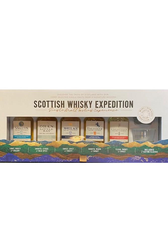 Scottish Whiskey Expedition