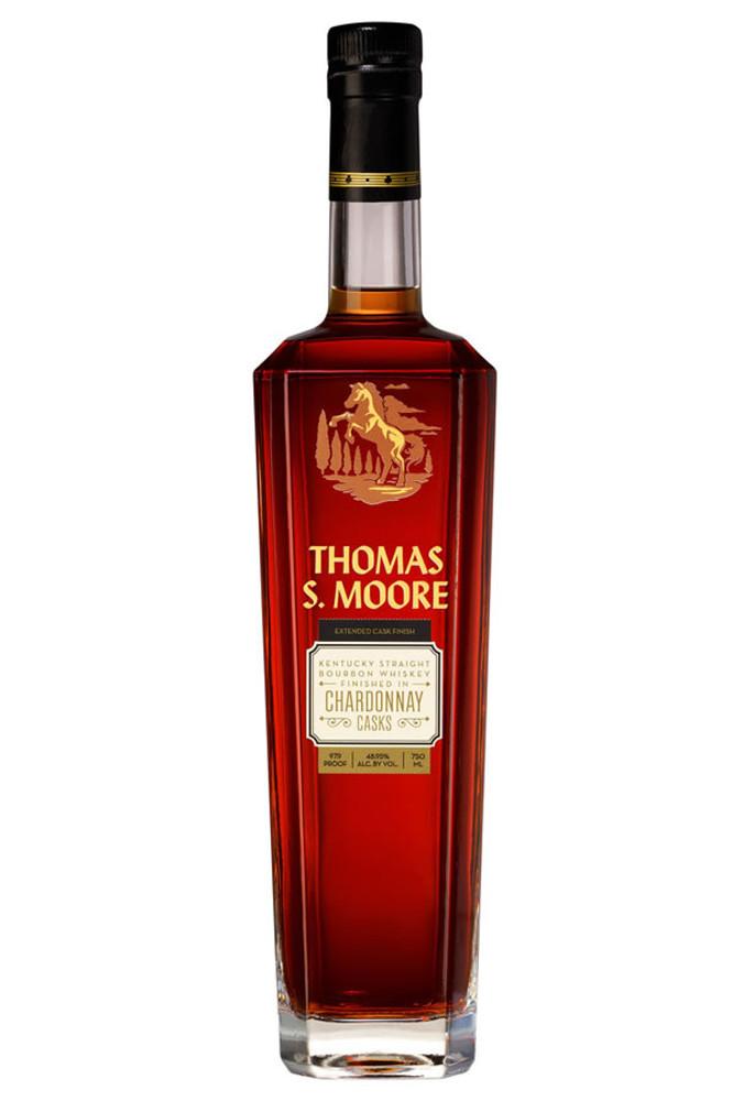 Thomas S Moore Chardonnay Finish Bourbon