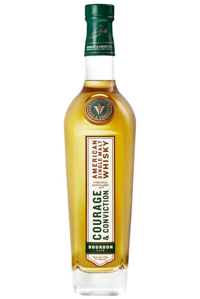 Virginia Distillery Company Courage & Conviction Bourbon Cask