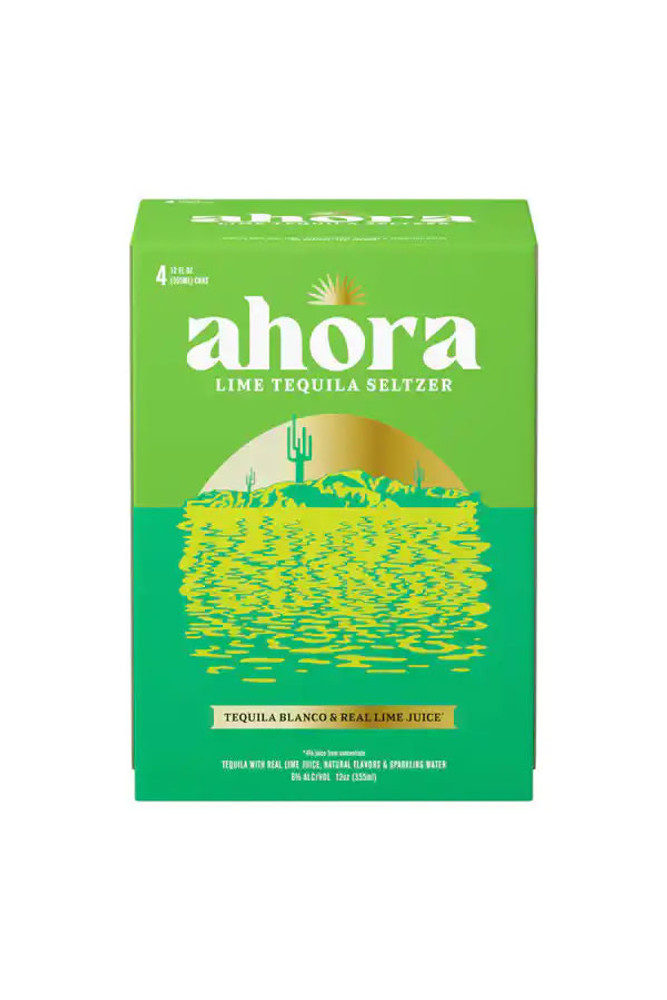 Ahora Lime Tequila Seltzer