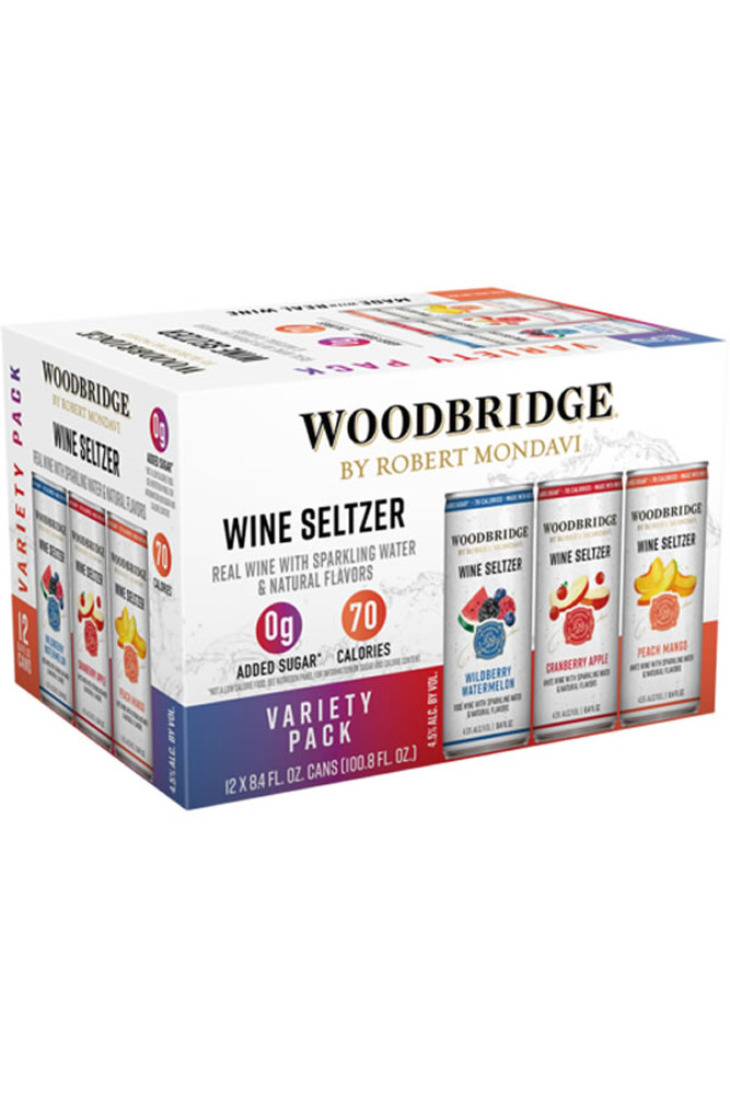 Woodbridge Wine Seltzer Variety Pack