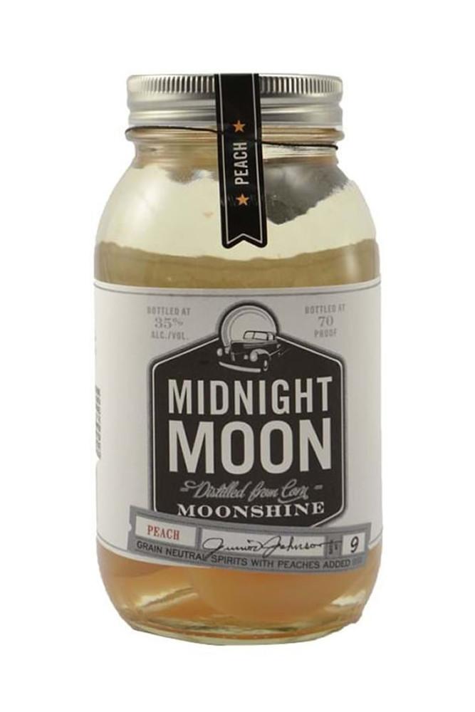 Junior Johnson's Midnight Moon Peach Moonshine