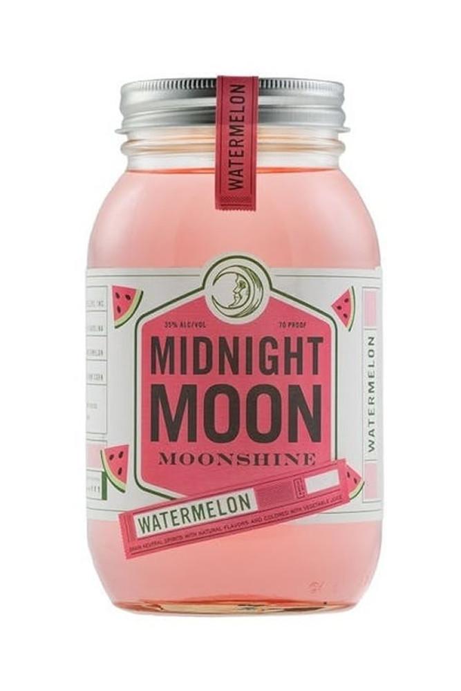 Junior Johnson's Midnight Moon Watermelon Moonshine