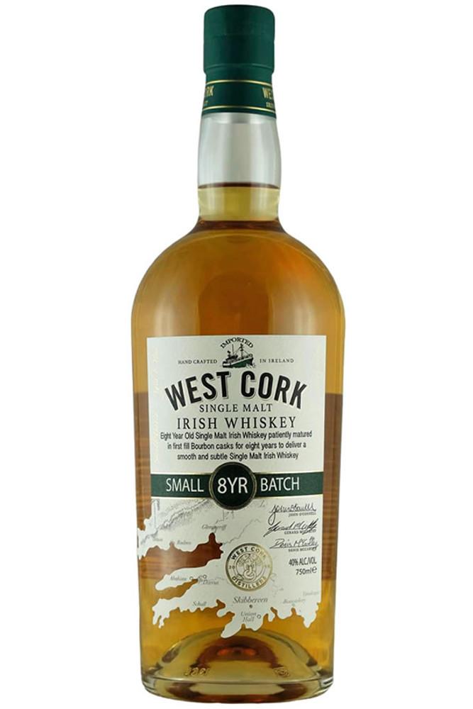 West Cork 8 Year Single Malt